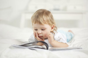 A Labor of Language for Children - Book Nook